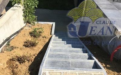 Entreprise Jean Claude - Réalisations d'escaliers